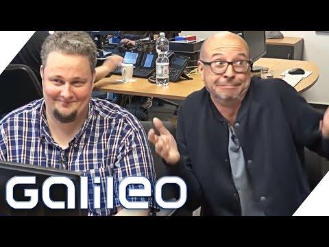 Wie man das Klima rettet, indem man EMails löscht   Galileo   ProSieben