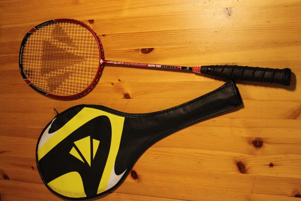 Badmintonschläger-Carlten-PB-SL