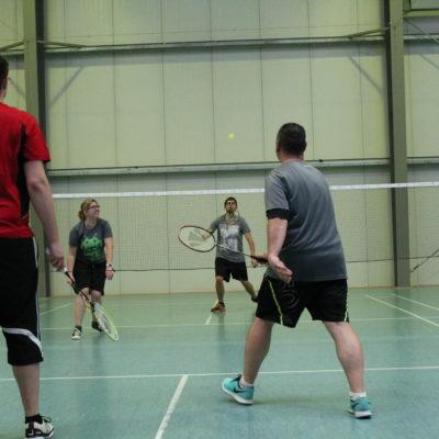 Badminton in Chemnitz