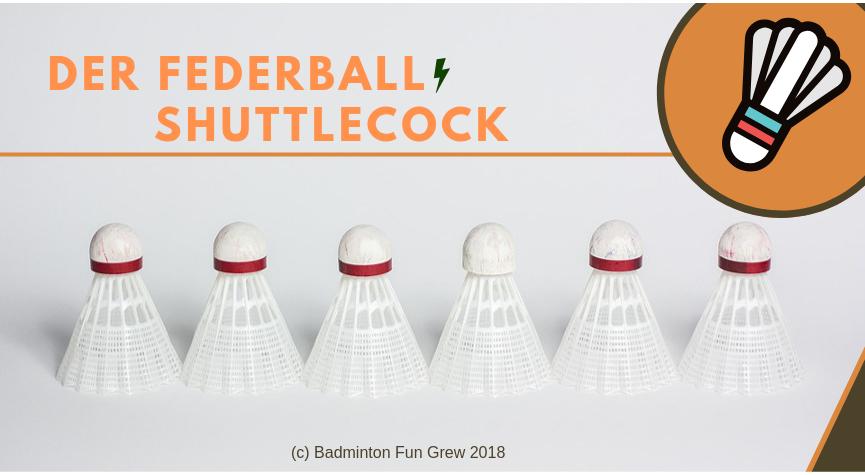 Beitragsbild Federball/ Shuttlecock