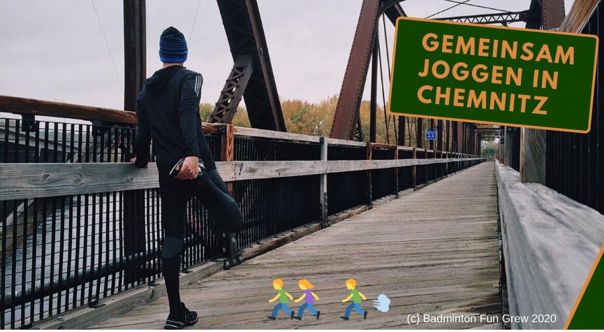 Joggen in Chemnitz