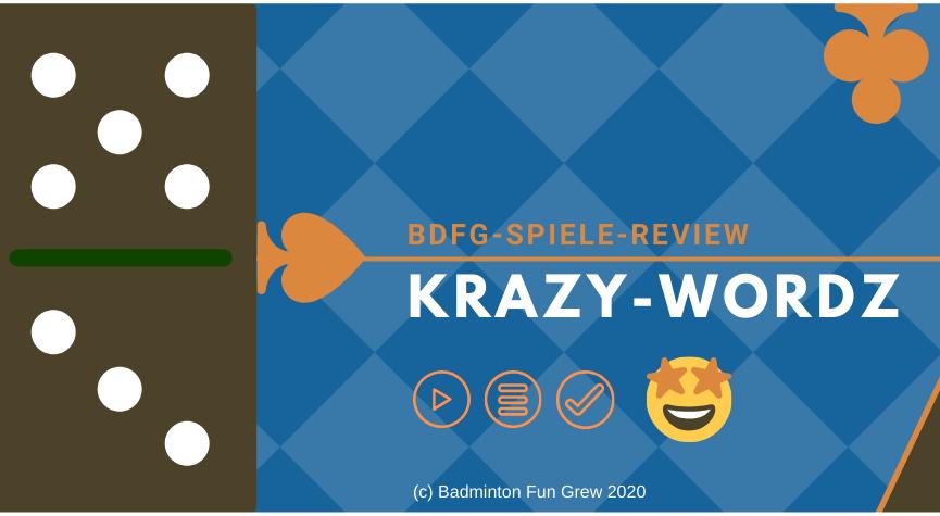 Spieleabend-Krazy Wordz