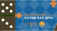 Die Siedler von Catan - Spiele Review