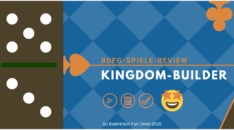 Kingdom Builder - Spiele Review