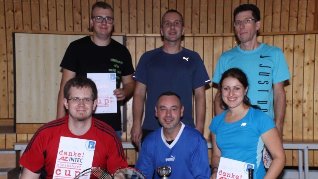 Badminton Liga -BDFG-im Wettkampfsport