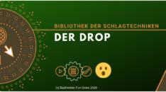 Schlagtechnik - Der Drop