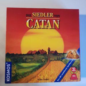 Die Siedler von Catan Cover front