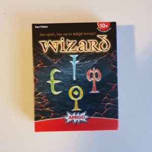 Spieleabend Wizard Cover front