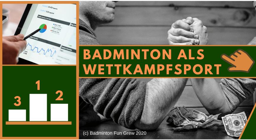 Badminton Liga - Beitragsbild Blog